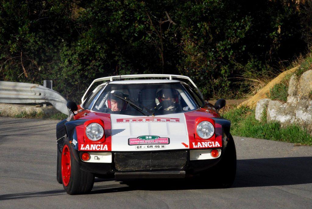 2007 San Remo Lancia Stratos