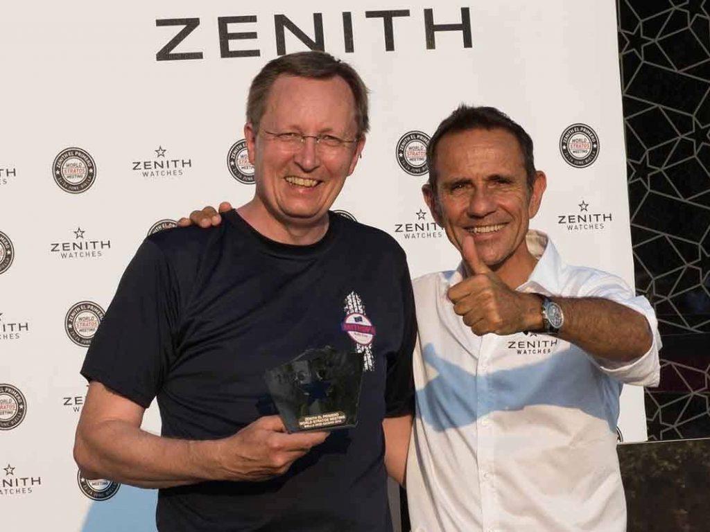 Erik Comas und Lothar Bökamp