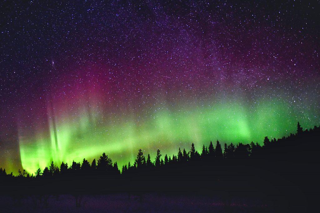 Aurora Borealis – Polarlicht