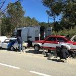 Shakedown zur 64. Rally Costa Brava