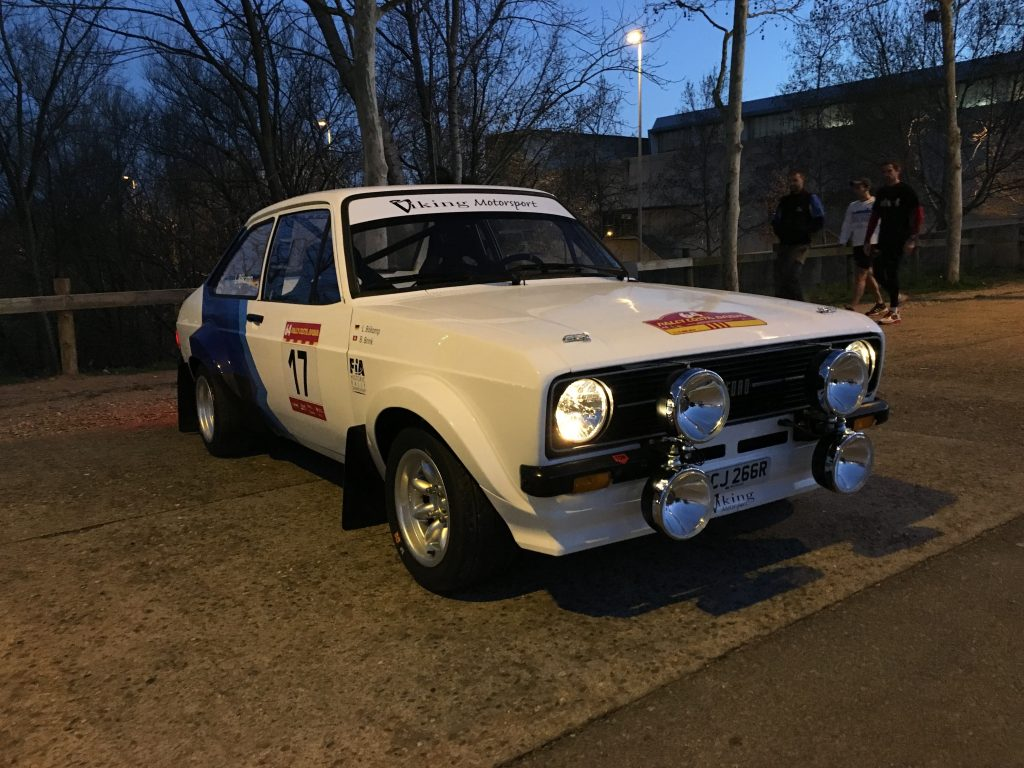 Ford Escort RS - ready to go