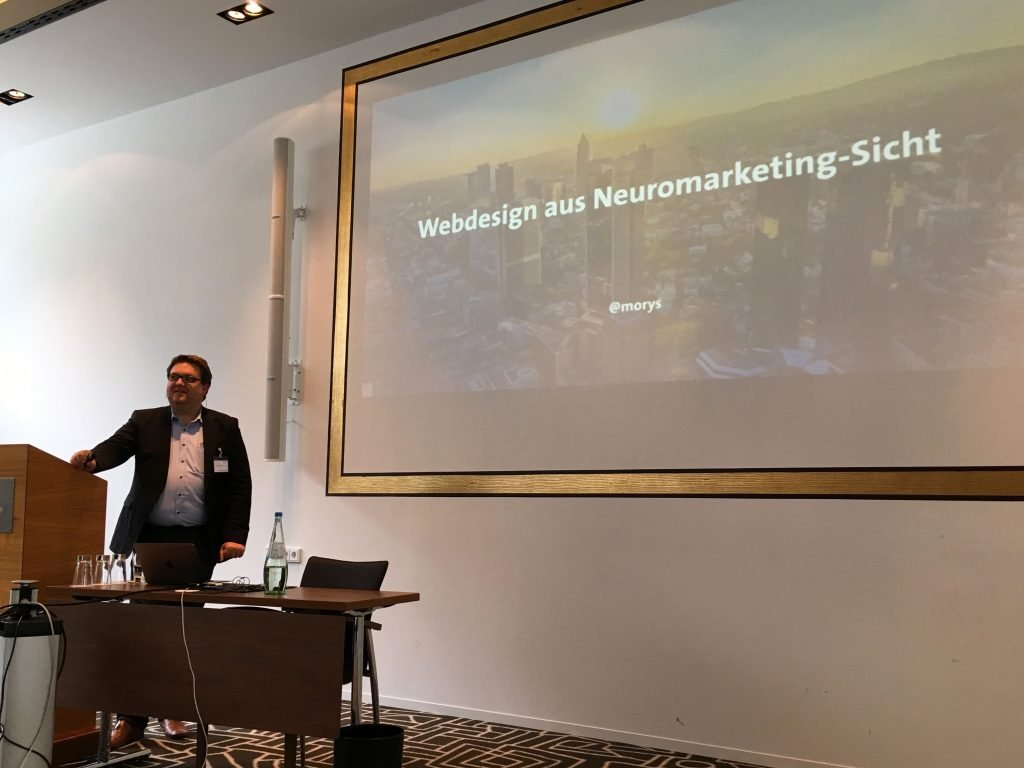Webdesign aus Neuromarketing-Sicht (André Morys)