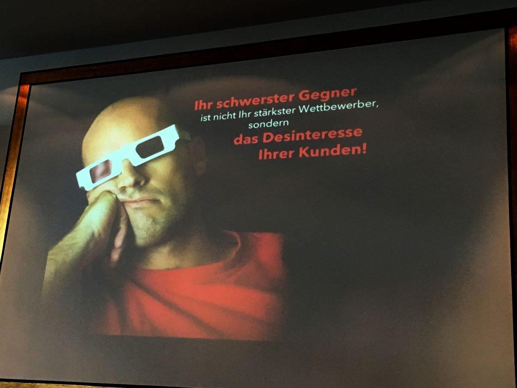 Vortrag Multisensorik (Olaf Hartmann)