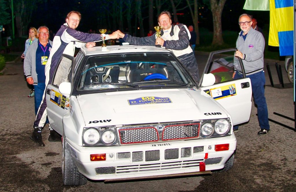 Historic Rally Mitropa Cup
