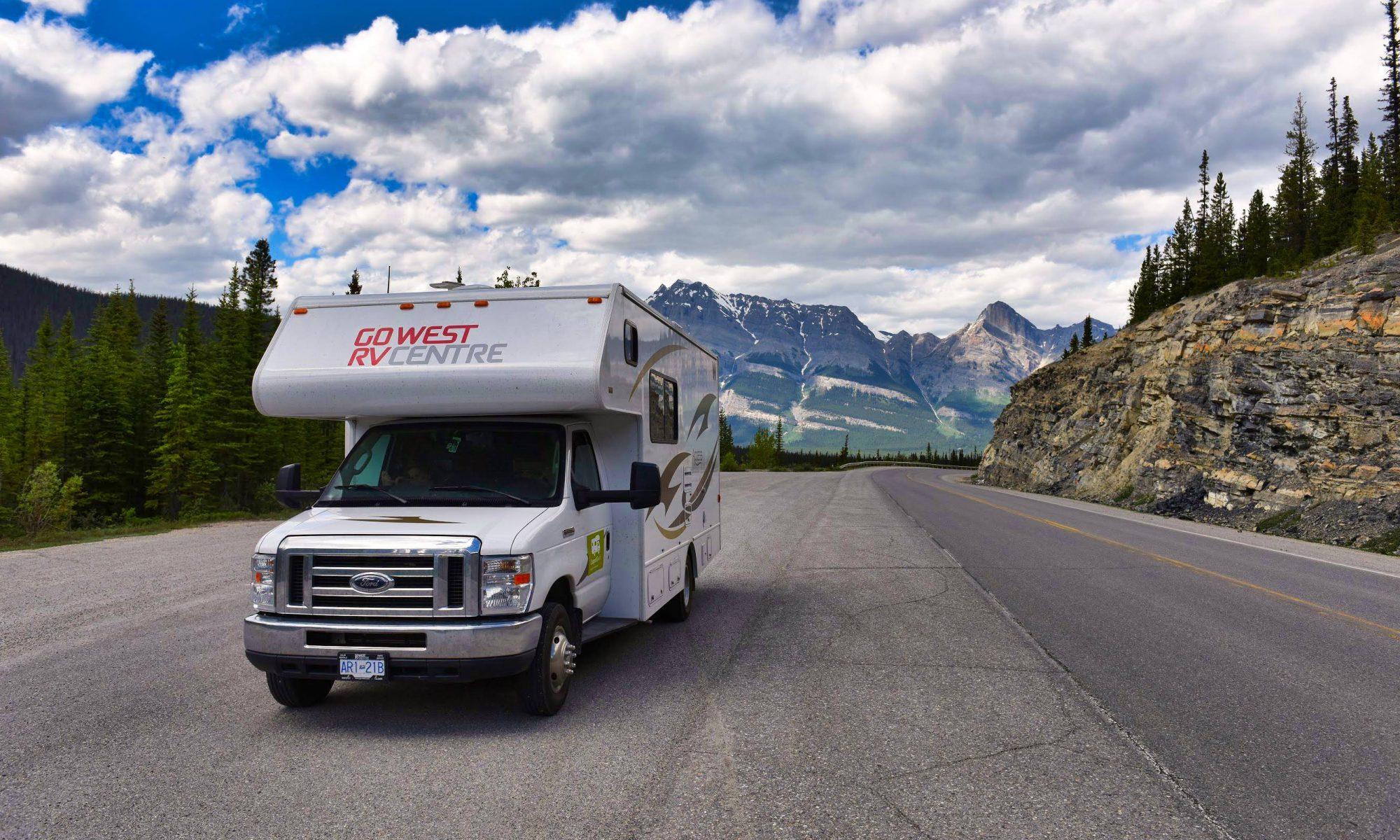 Wohnmobil mieten in Kanada und USA