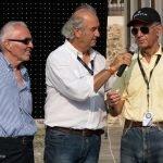 Der große Sandro Munari plauderte über seine Erinnerungen an den Lancia Stratos. Von 1975 bis 1977 gewann er dreimal in Folge damit die Rallye Monte Carlo.