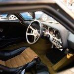 Patina im Cockpit: So erfolgte 1974 die Auslieferung an die Kunden.