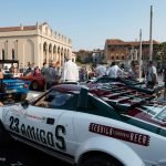 Steve Perez mit seiner »gehaltvollen« Lackierung. Er bestreitet damit regelmäßig Läufe zur Britischen historischen Rallyemeisterschaft.