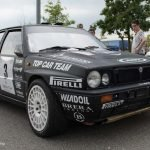 »Lucky«/Pons auf Lancia Delta Intetrale 16V